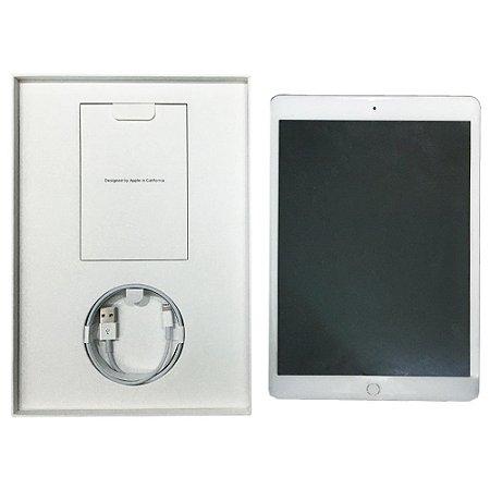 """IPad 7º Geração 10,2"""" Wi-Fi 32GB Silver Semi Novo"""