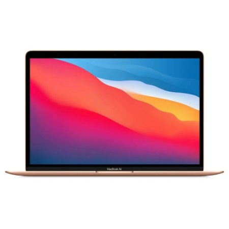 "MacBook Air M1 13"" 256GB 8GB RAM 2020 Gold - MGND3LL/A"