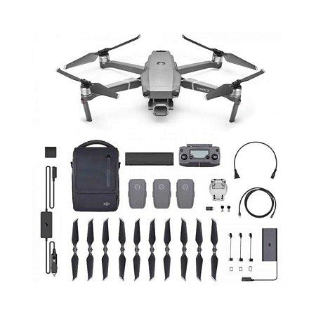 Drone DJI Mavic 2 Pro Fly More Combo Câmera 4K Homologado BR