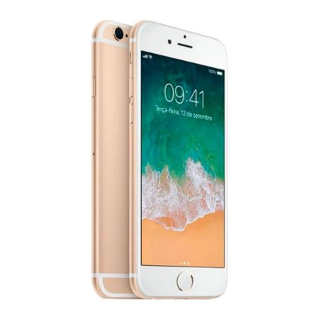 iPhone 6s 32GB Anatel Gold