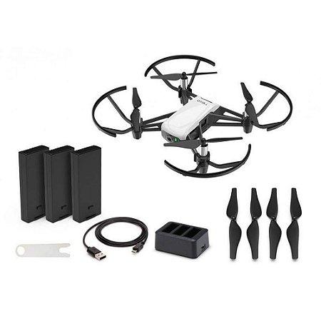 Drone DJI Tello Boost Combo + Snap Case de Brinde
