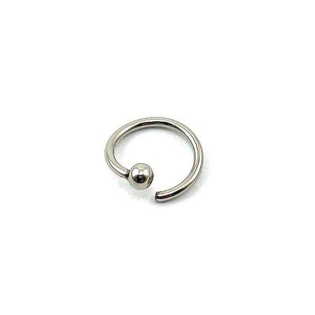 Piercing/Aço/Captive Articulado 6*/Argola/Espessura 0.8mm