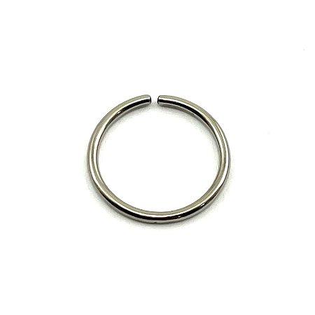 Piercing /Aço/Argola/Nariz  0.8*8