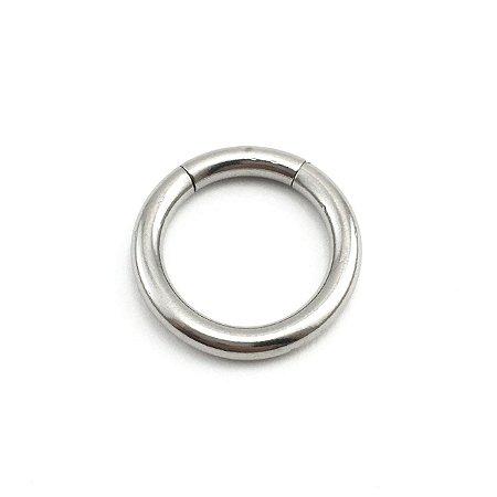 Piercing - Aço Cirúrgico - Argola - Segmentada  - Espessura 2.5 mm