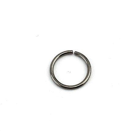 Piercing - Argola - Nariz - Grossa - Titânio - Espessura 0.8 mm