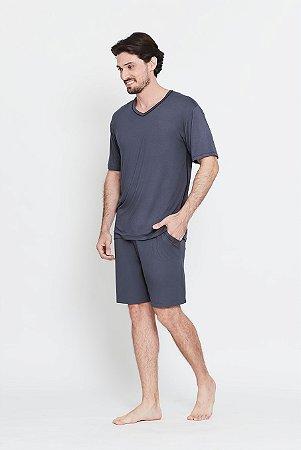 Pijama masculino Borba curto