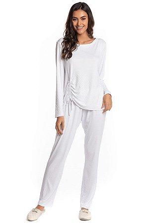 Pijama Georgia Calça comprida