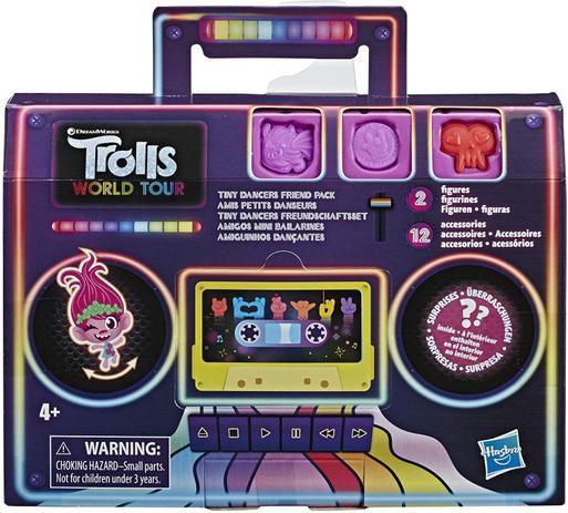 Trolls World Tour - Amiguinhos Dançantes E8421 - Hasbro