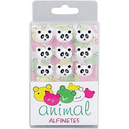 Alfinete Animal Urso Panda