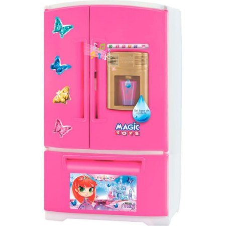 Geladeira Princess Meg - Magic Toys