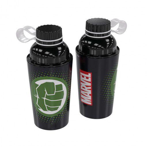 Garrafa Vip do Hulk 430ML Avengers - Plasutil