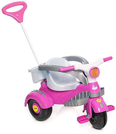 Triciclo Velocita Classic Rosa - Calesita