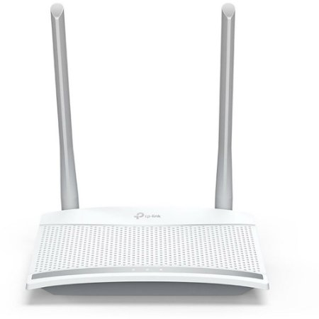 Roteador Wireless Tp-link 2 Antenas Tl-wr820n 300mbps 2 Portas Lan