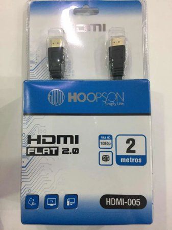 CABO HDMI 2M. HOOPSON