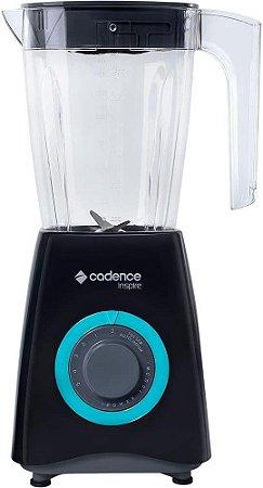 Liquidificador Inspire, Preto, 127V- Cadence