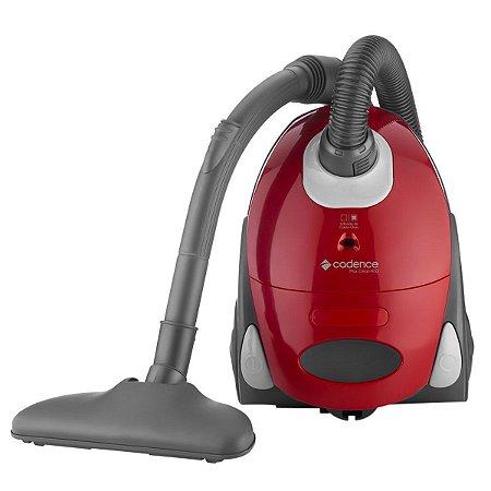 Aspirador De Po Max Clean 1400W/ 127V Cadence- Vermelho
