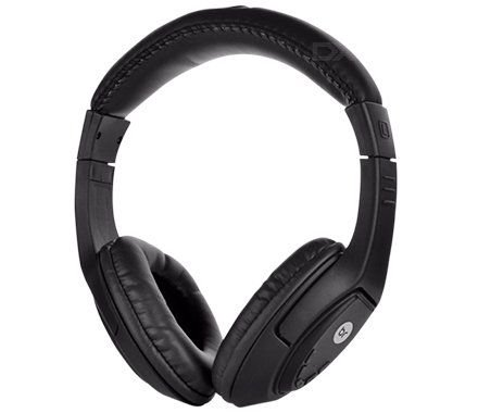 Hedphone Bluetooth Bright Black