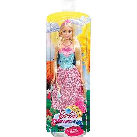 Boneca Barbie Dreamtopia - Cabelo Loiro