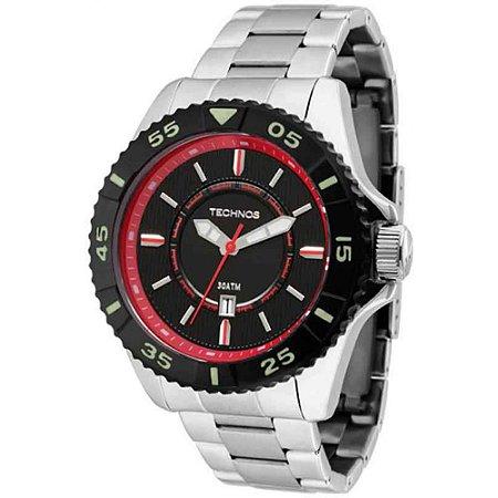 Relógio Technos Masculino Acqua Analógico 2115kmb/1p
