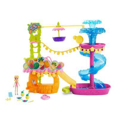 Parque Aquático dos Abacaxis da Polly Mattel