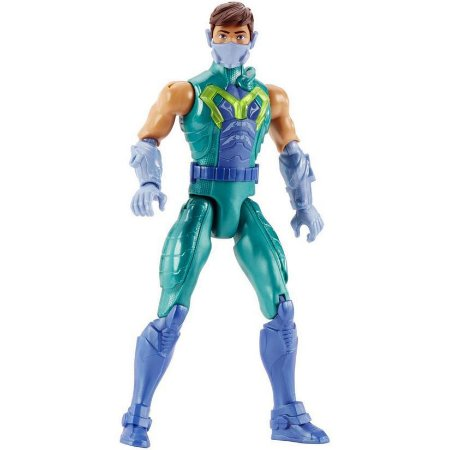 Max Steel Missão no Oceano - Mattel
