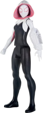 Boneco Spider Gwen Power Fx Titan Hero - Hasbro
