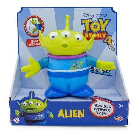 Boneco Toy Story 4 - Alien - Toyng