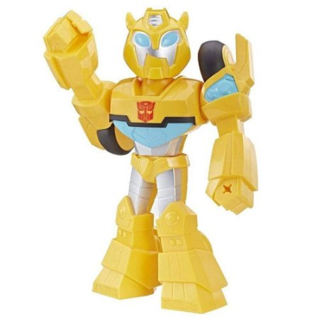 Boneco Playskool Transformers Mega Mighties Bumblebee - Hasbro