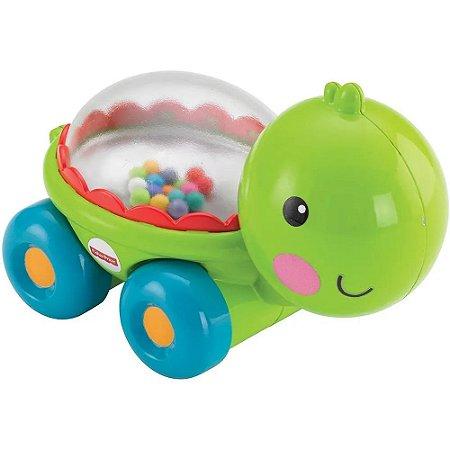 Fisher Price Veiculos Dos Animais - Tartaruga Mattel