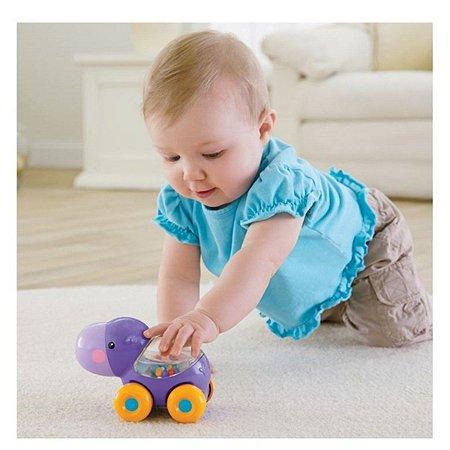 Fisher Price Veículo Animais Hipopótamo - BGX29/2 - Mattel