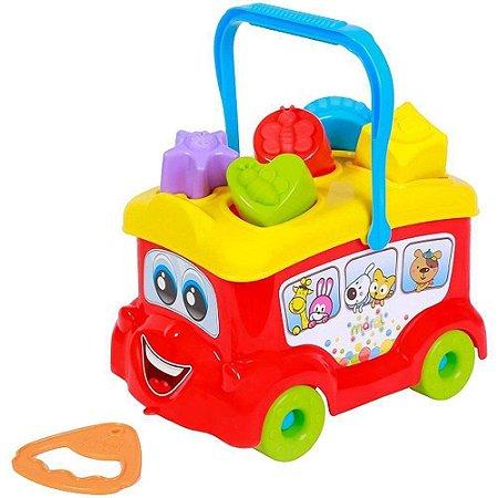 Baby Bus Com Cubos Maral
