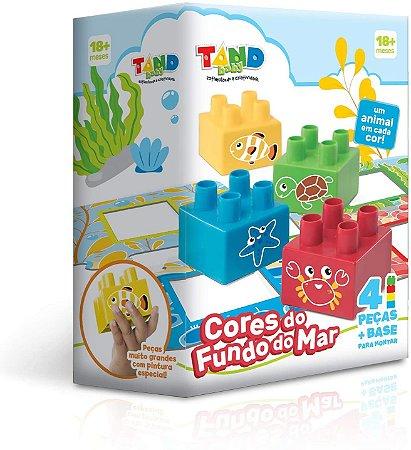 Tand Baby Cores do Fundo do Mar Toyster