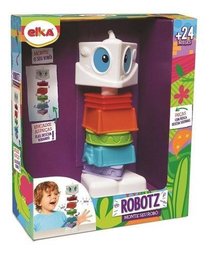 Robotz - Monte Seu Robô - Elka