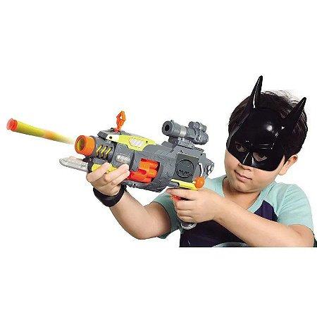 Super lanca dardos e mascara Batman - Rosita