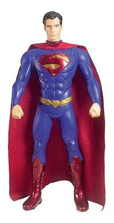Boneco Superman Mimo 45 Cm Liga da Justiça - Mimo