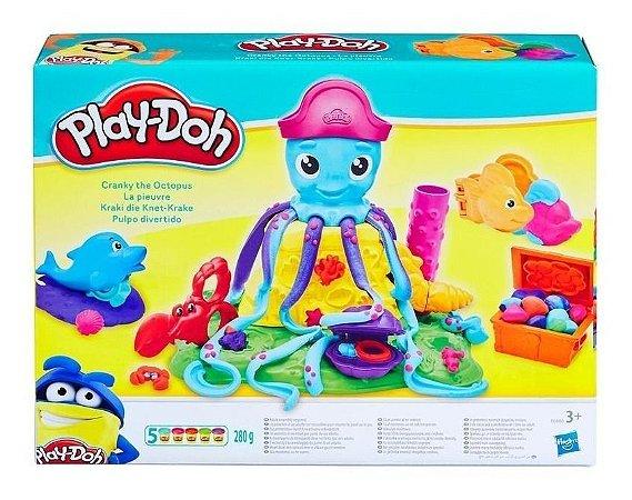 Play Doh Polvo Divertido - Massa de Modelar - E0800 - Hasbro