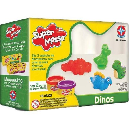 Super Massa Dinos - Estrela