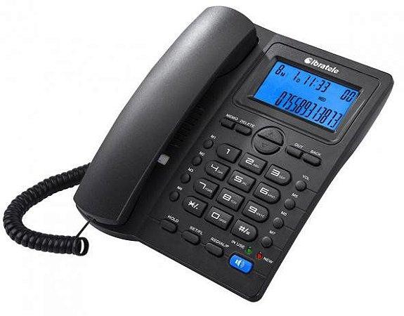 Telefone Com fio Capta Phone Top Bright Ibratele 0509