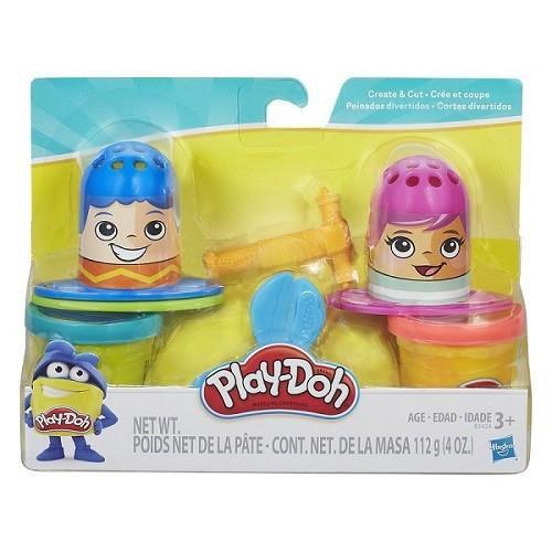 Play DOH Playset Cabelo Maluco- Hasbro