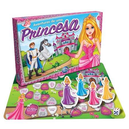 Jogo Aventuras de Uma Princesa - Pais e Filhos