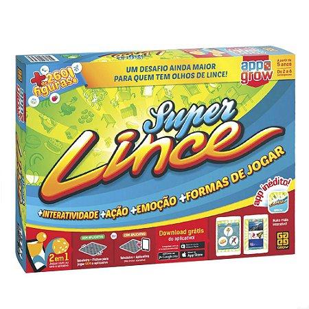 Jogo Super Lince App Grow