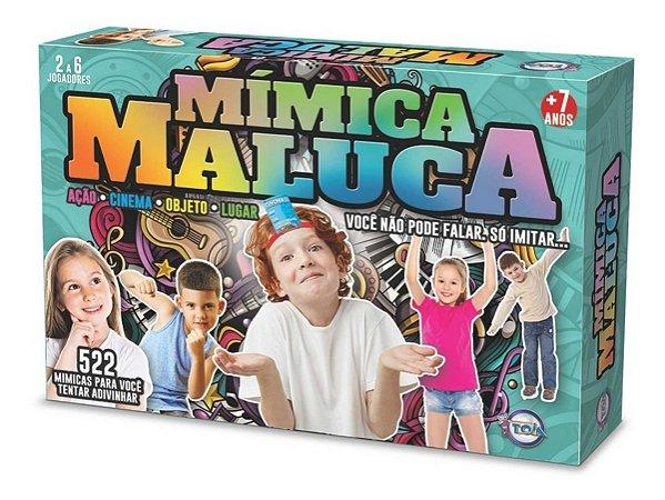 Jogo Mimica Maluca - Toia