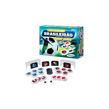 Jogo diverso Botoes Brasileirao com 4 Times Xalingo