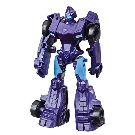 Figura Transformers - Cyberverse Scout - Shadow Striker - Hasbro