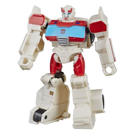 Figura Transformers - Cyberverse Scout - Autobot Ratchet - Hasbro