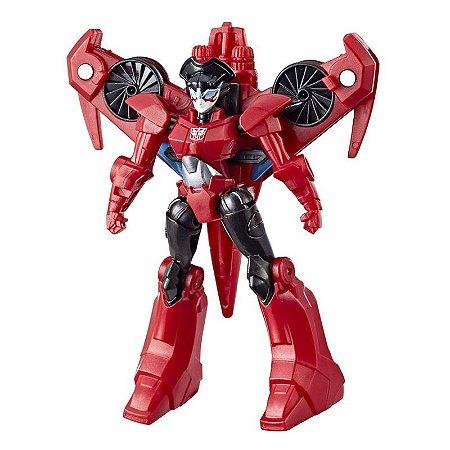 Figura Transformers - Cyberverse Scout - Windblade - Hasbro