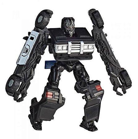 Transformers Bumblebee Energon Igniters Barricade Hasbro