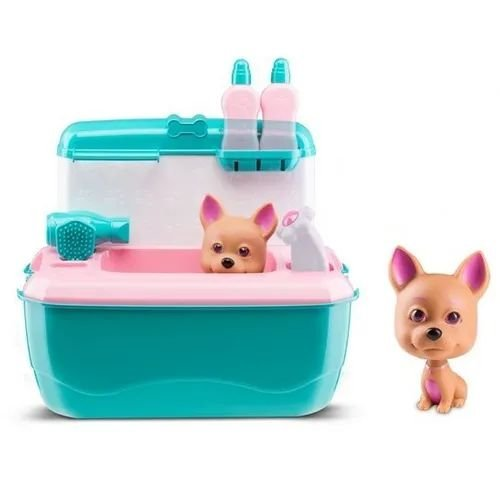 Maleta Dr Canino Pet Verde - Roma Brinquedos