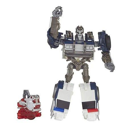 Transformers 6 Bumblebee -energon Igniters Nitro- Barricade