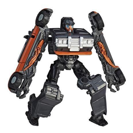 Transformers Filme 6 Legion Energon Hot Rod - Hasbro